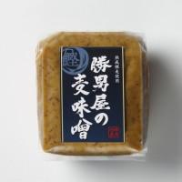 商品写真⑥勝男屋の麦味噌